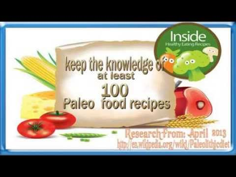 Quick Healthier Paleo Diet plan 300 Recipes Best Ebook Ever