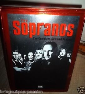Sopranos,The:The Total Second Season Day by day Promotions James Gandolfini…. SALE !