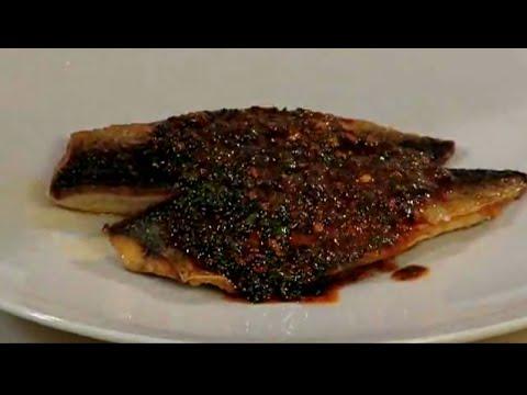 Pan Fried Mackerel Recipe
