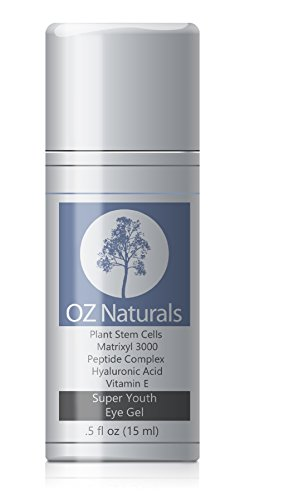 OZ Naturals – The Greatest Eye Gel – Eye Product For Dim Circles Puffiness and Wrinkles – This Eye Gel Remedy Addresses Just about every Eye Issue – one hundred% Pure Elements – Thought of To Be The Most Powerful & Helpful Eye Gel – Eye Product Obtainable – Allure MAGAZINE'S Greatest In Attractiveness Eye Gel – one hundred% Satisfaction Confirmed!