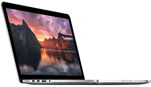 Apple MacBook Professional ME865LL/A 13.3-Inch Laptop computer with Retina Exhibit (Outdated Variation) (Qualified Refurbished)