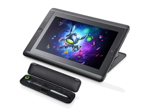 Wacom Cintiq Companion Hybrid – 16GB SSD 13.3- Inch Full High definition 2GB Android Multi-touch Wacom Pen 2048 degrees pen tension Skilled Inventive Pill Revolution Keep an eye on