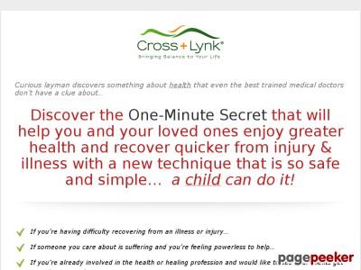 The A single Minute Healer