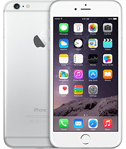 Apple Apple iphone 6 Additionally 64GB (5.5-inch) 4G LTE Manufacturing unit Unlocked GSM Dual-Main Smartphone – Silver