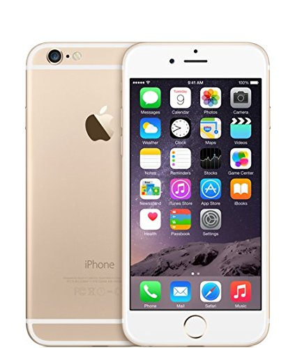 Apple Apple iphone six 128GB (4.7-inch) 4G LTE Manufacturing unit Unlocked GSM Dual-Core Smartphone – Gold
