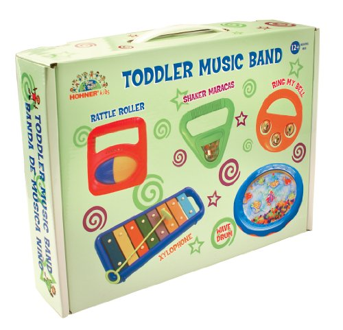 Hohner Youngsters Toddler Songs Band