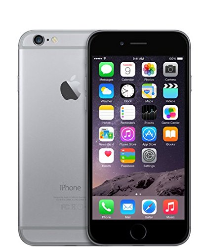Apple Iphone 6 Additionally, Area Grey, 64 GB (T-Cellular)