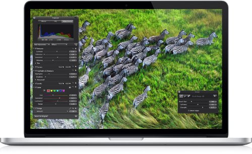 Apple MacBook Pro ME665LL/A fifteen.four-Inch Laptop computer with Retina Exhibit (Old Model)