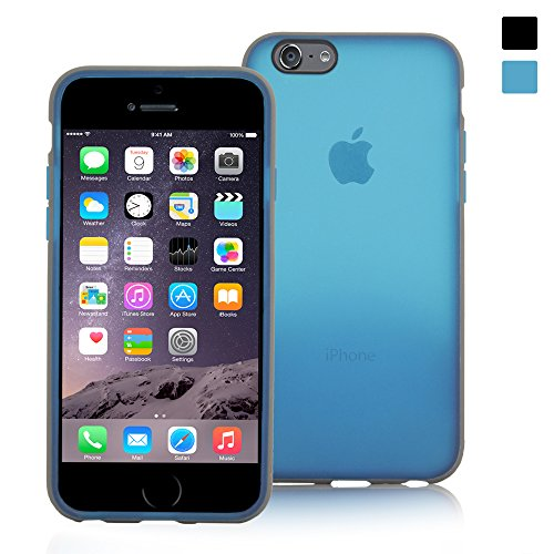 Snugg Iphone 6 TPU Circumstance in Blue – Non-Slip Product, Protective and Gentle to Contact for the Apple Iphone 6