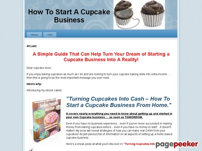 Want To Discover How To Start A Cupcake Business From Residence?
