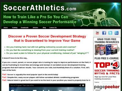 Soccer Education Application