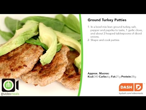Turkey Patties