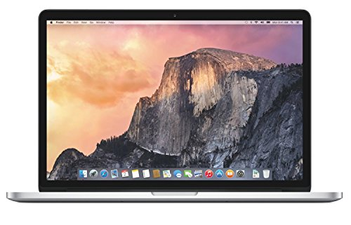 Apple MacBook Professional fifteen.4-Inch Notebook Intel QuadCore i7 two.2GHz / 16GB DDR3 Memory / 1TB SSHD (Solid Condition Hybrid) Drive / OS X 10.10 Yosemite / ThunderBolt / DVD Burner