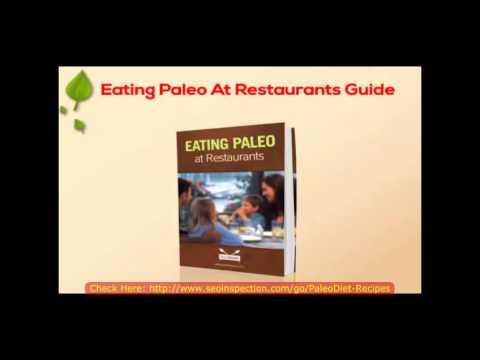 Paleo Diet plan Recipes – Paleo Diet plan Foodstuff Checklist [Prepare]