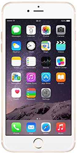 APPLE 16GB Iphone 6 Additionally A1524 5.5″ INCH GOLD Colour Factory UNLOCKED LTE 4G Mobile Telephone