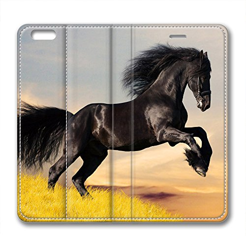 Steed Design Brand name New Leather Circumstance for Iphone six As well as Horse's Hoof