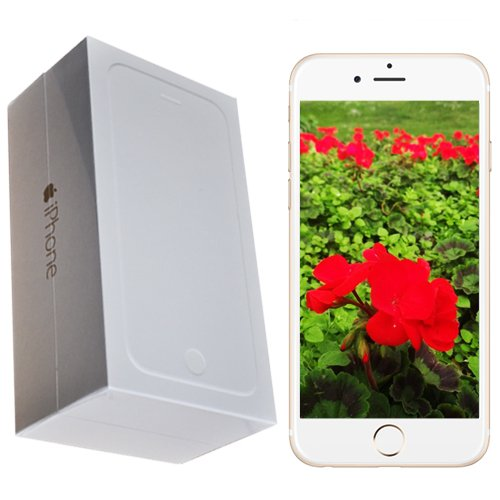 APPLE 128GB Apple iphone 6 In addition A1524 5.5″ INCH GOLD Colour Manufacturing facility UNLOCKED LTE 4G Cell Cell phone