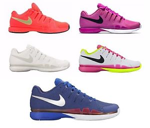 New Women's Nike Zoom Vapor 9.5 Tour Blue Tint/Navy size 7.5 Tennis MSRP $140