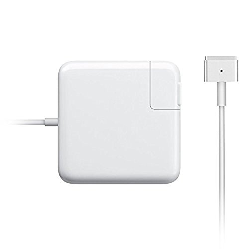 YEMO Replacement Macbook Air Charger, 45W MagSafe 2 T-Tip Connector AC Power Adapter Charger for Macbook A1466 / A1465 / A1436 / A1435, Macbook Air 11 inch and 13 inch