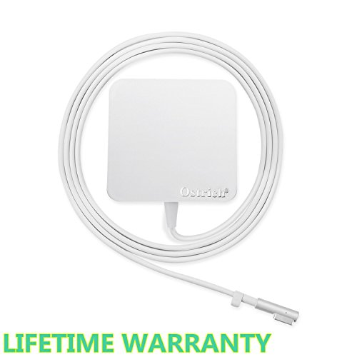 Ostrich Replacement Macbook Charger 60w Magsafe L-Tip Power Adapter Charger for Apple Macbook Pro 13.3″